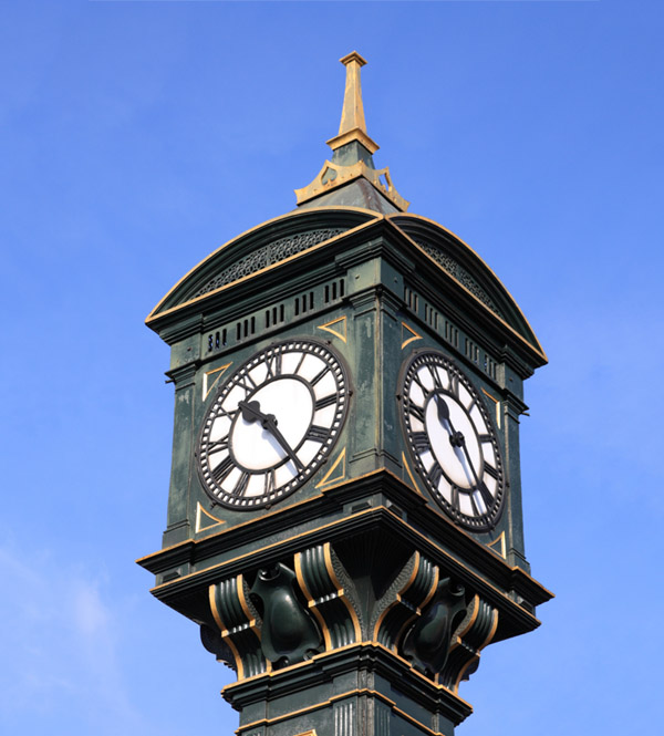 Jewellery Quarter Clock