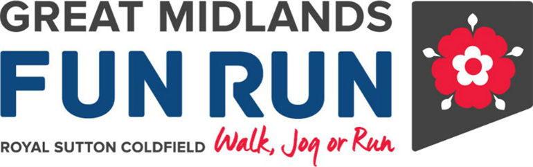 Supporting the Great Midlands Fun Run
